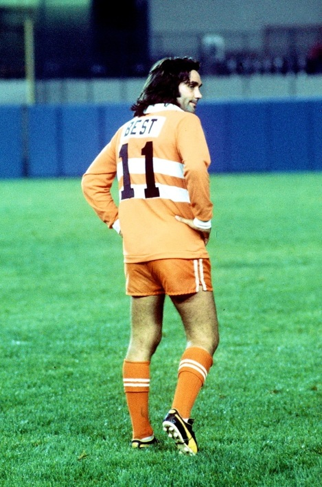 George Best, LA Aztecs