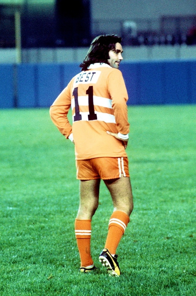 George Best, LA Aztecs | Beyond The Last Man