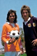 George Best & Rod Stewart, LA Aztecs