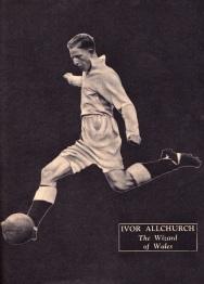 Ivor Allchurch, Wales 1951