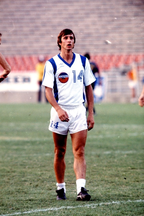 Johan Cruyff, LA Aztecs | Beyond The Last Man