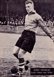 John Charles, Wales 1951