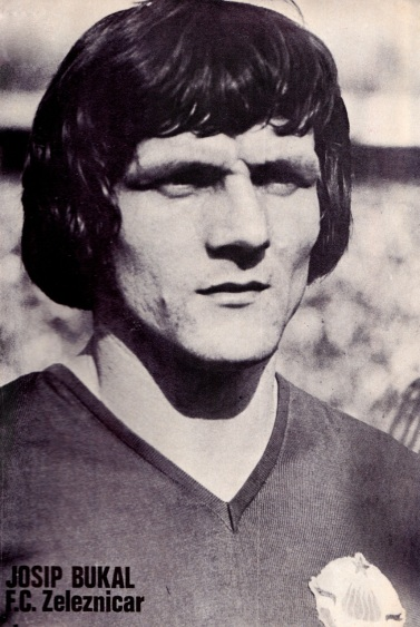 Josip Bukal, Zeljeznicar 1972