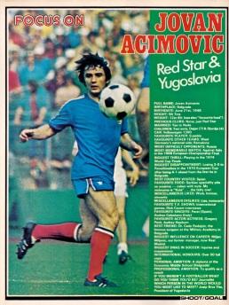 Jovan Acimovic, 1976