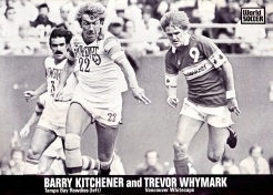 Kitchener Tampa Bay v Whymark Vancouver Whitecaps 1980