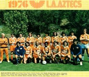 LA Aztecs 1976