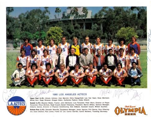 LA Aztecs 1980
