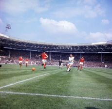 Man United v Benfica, European Cup Final 1968