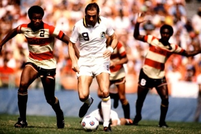 American Soccer - Soccer Bowl 80 - New York Cosmos v Fort Lauderdale Strikers