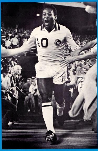 Pele, New York Cosmos 1977