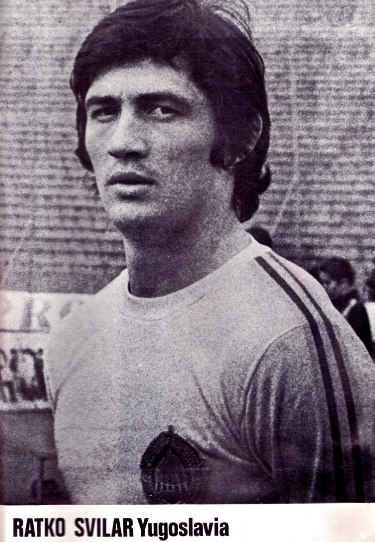 Ratko Svilar, Yugoslavia 1977