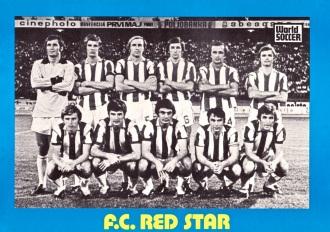 Red Star Belgrade 1976