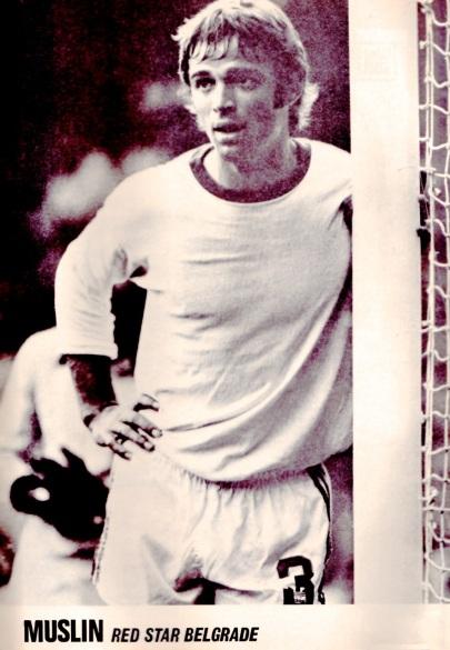 Slavoljub Muslin, Red Star Belgrade 1975