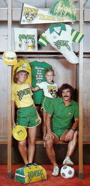 Tampa Bay Rowdies merchandise
