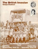Tampa Bay Rowdies v Hull City 1984