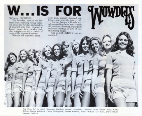 Tampa Bay 'Wowdies' 1975