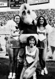 Tampa Bay Wowdies cheerleaders