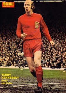 Terry Hennessey, Wales 1968