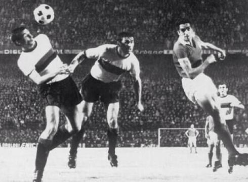 Torres, Benfica v Inter, 1965 European Cup Final