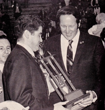 Washington Darts, champions 1970