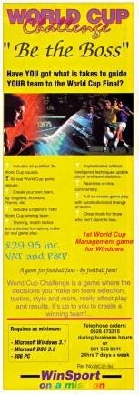 World Cup Challenge 1994