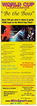 World Cup Challenge 1994