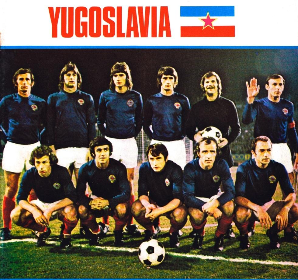 Yugoslavia 1974