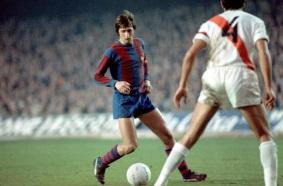 Cruyff, Barcelona 1976