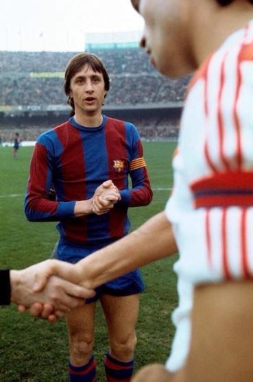 Cruyff, Barcelona-2
