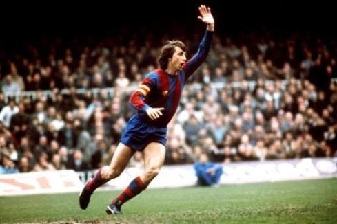 Cruyff, Barcelona-4
