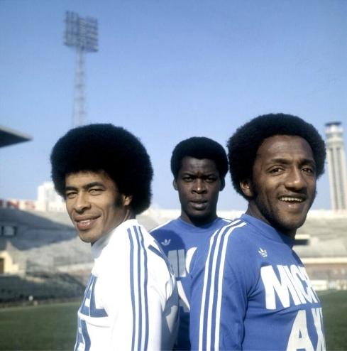 Jairzinho, Paulo Cesar & Marius Tresor, OM 1975