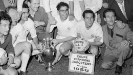 1956 European Cup Final, Real Madrid v Reims
