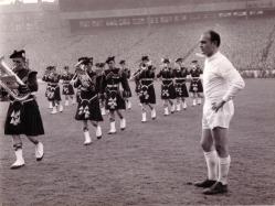 1960 European Cup Final, Di Stefano awaits kick-off