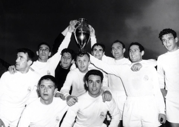 1960 European Cup Final, Real Madrid