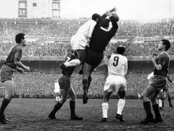 1960 European Cup semi-final, Real Madrid v Barcelona