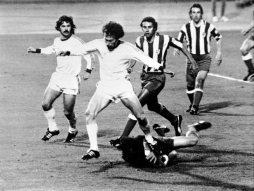 European Cup Final, Bayern Munich v Atletico Madrid 1974