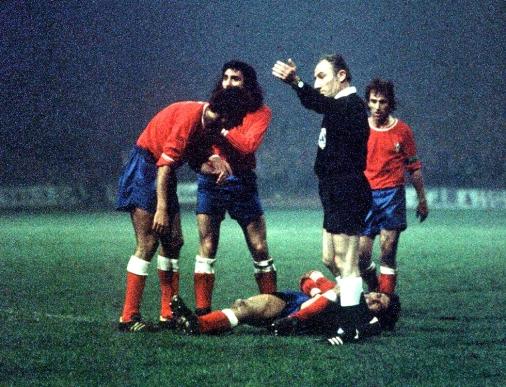 Celtic v Atl Madrid Euro Cup 1974