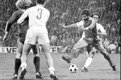 1976 European Cup semi-final, Bayern v Real Madrid