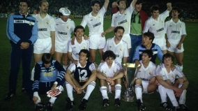 1985 UEFA Cup Final, Real Madrid v Videoton