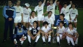 1985 UEFA Cup Final, Real Madrid v Videoton