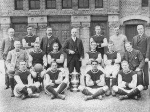 Aston Villa 1913 FA Cup