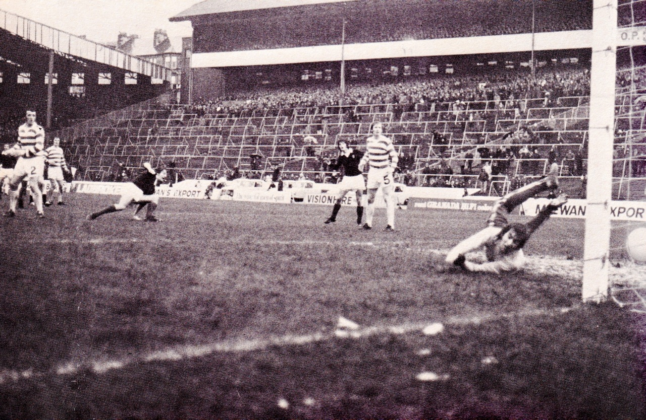 Dundee v Celtic, Scottish League Cup Final 1973