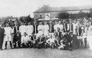 Ferencvaros 1913