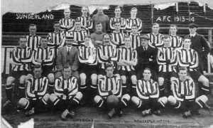 Sunderland 1913-14