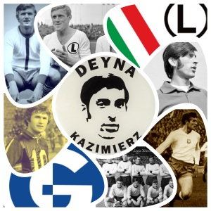 Legia v Górnik, Deyna v Lubański - Part One