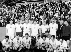 Vorwärts Berlin, 1970 Pokal Winners