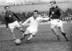 Vorwärts Berlin v Dynamo Berlin, 1959