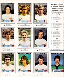 World Cup 1978 Austria 2