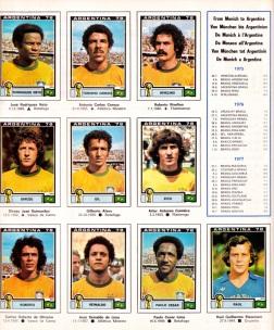 World Cup 1978 Brazil 2