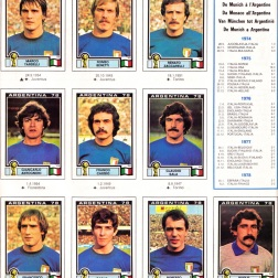 World Cup 1978 Italy 2